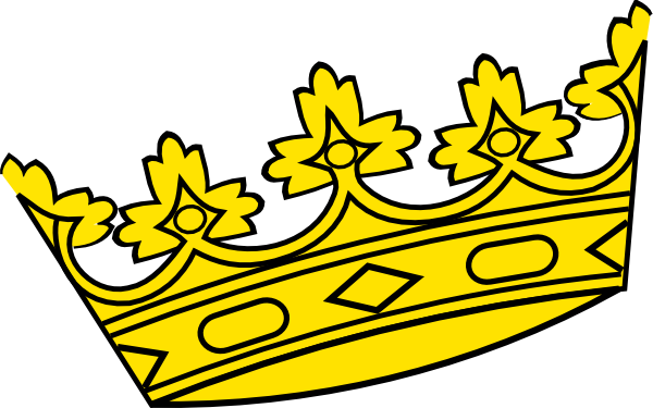 600x375 Crown Clip Art