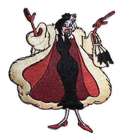 425x471 Disney's 101 Dalmatians Movie Cruella De Vil 3 34