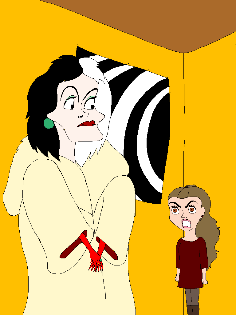 768x1024 Angry At Cruella De Vil By Sweetsommer