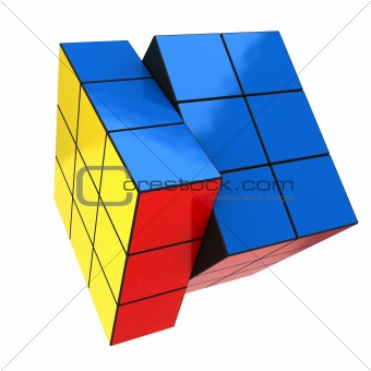 340x340 Cube Clipart Logical
