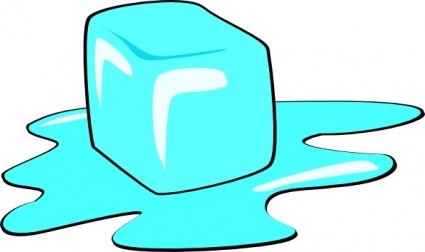 425x252 Ice Cube Clip Art