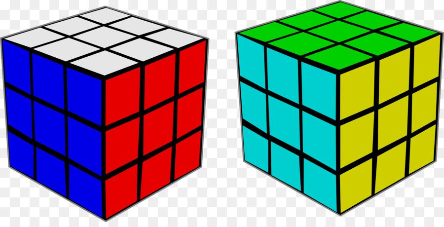900x460 Rubik's Cube Clip Art