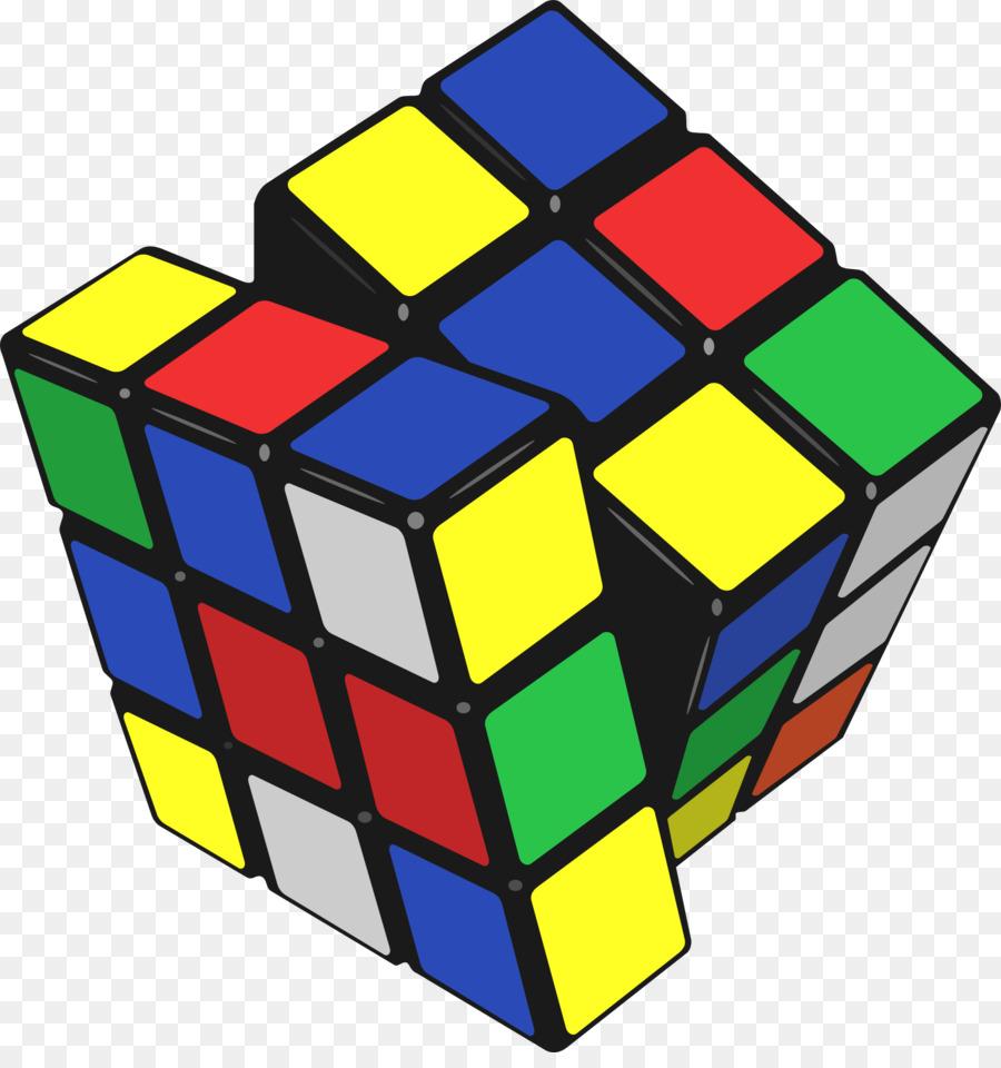 900x960 Rubiks Cube Puzzle Clip Art