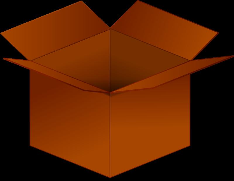 800x618 Box Clipart Cube