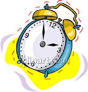 287x300 Clipart Alarm Clock Ringing 101 Clip Art