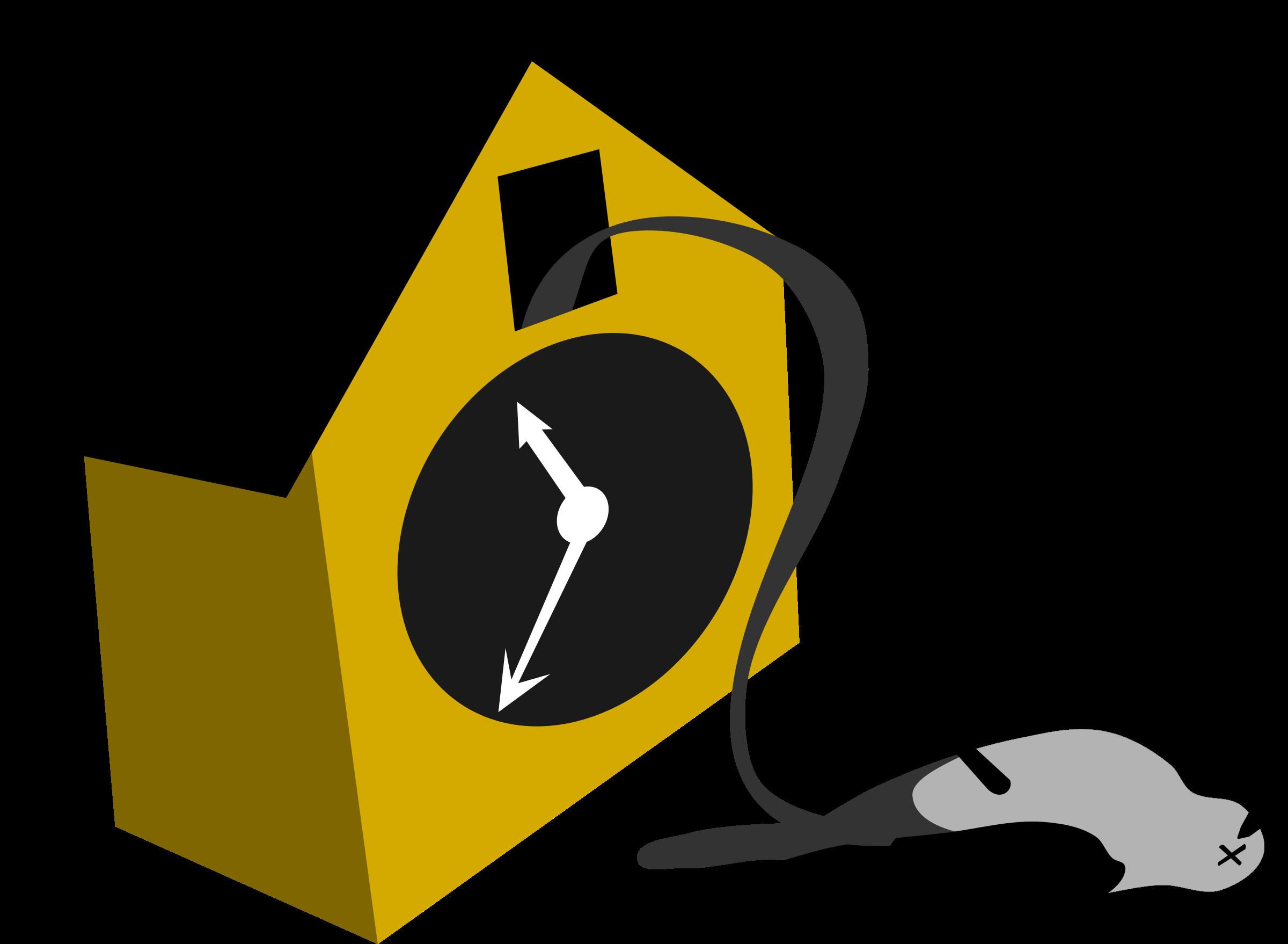 2400x1758 Cuckoo Clock Icons Png