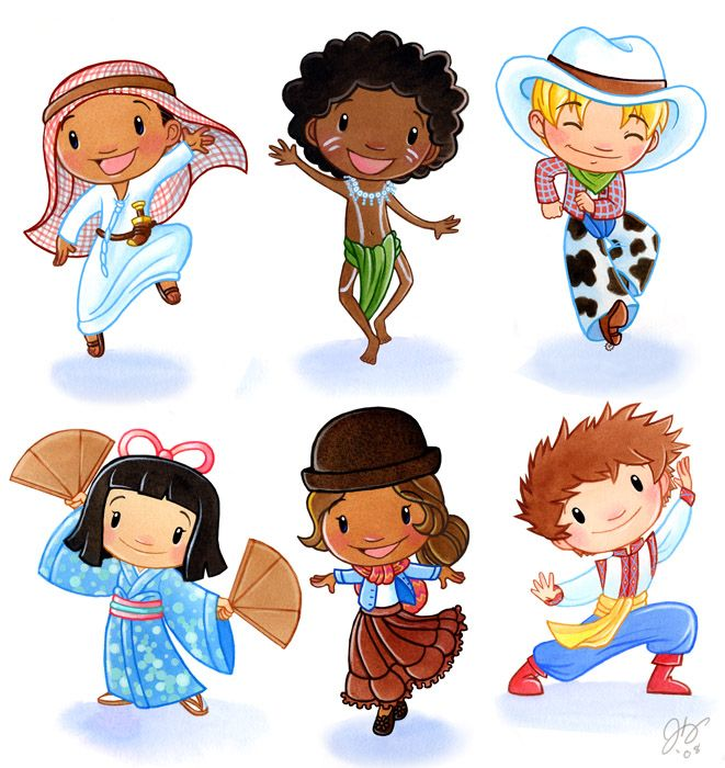 Cultural diversity clipart at getdrawings free for personal 661x700 151 best deti vetkch plet images on pinterest cultural publicscrutiny Choice Image