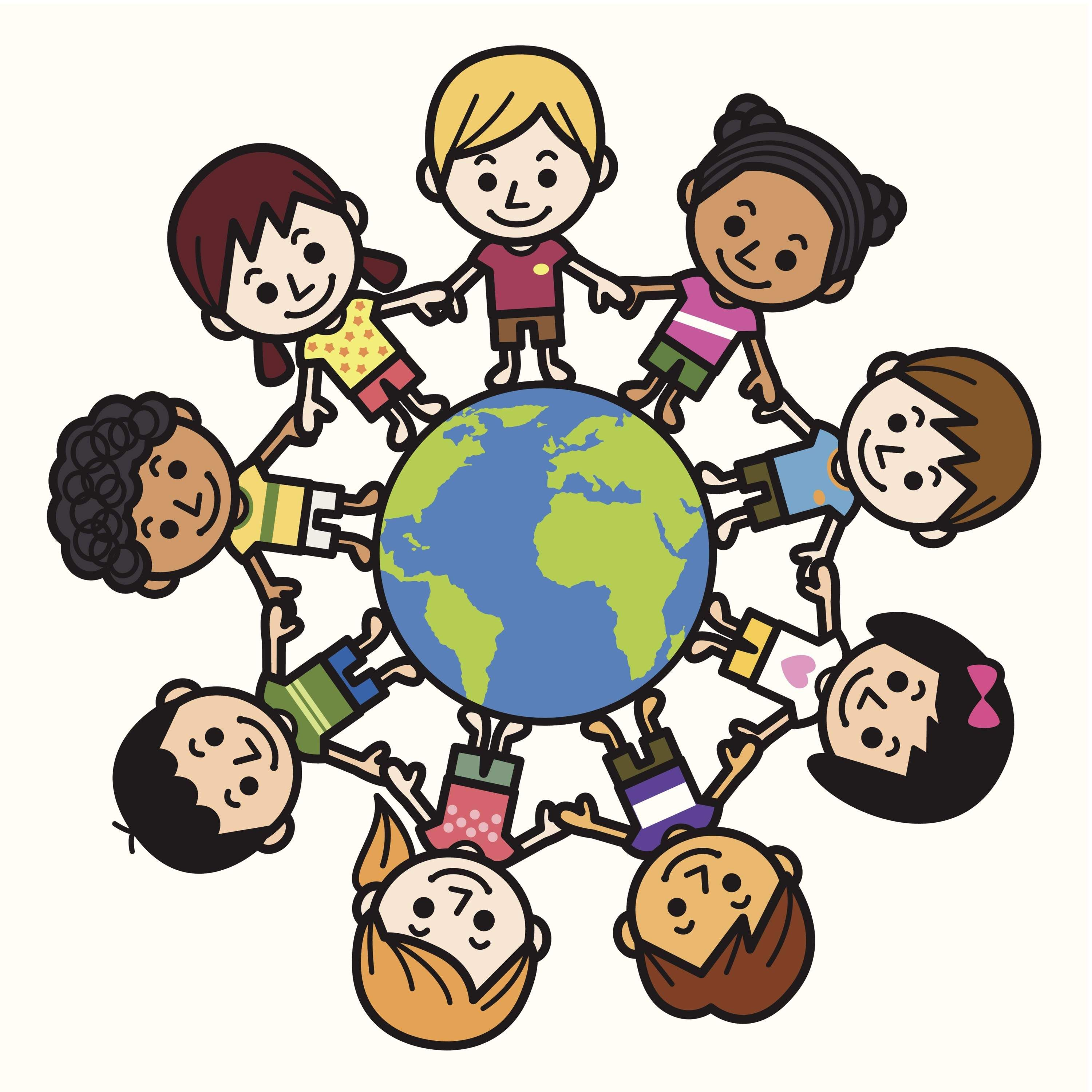 Cultural diversity clipart at getdrawings free for personal 3000x3000 multicultural cliparts free download clip art publicscrutiny Choice Image