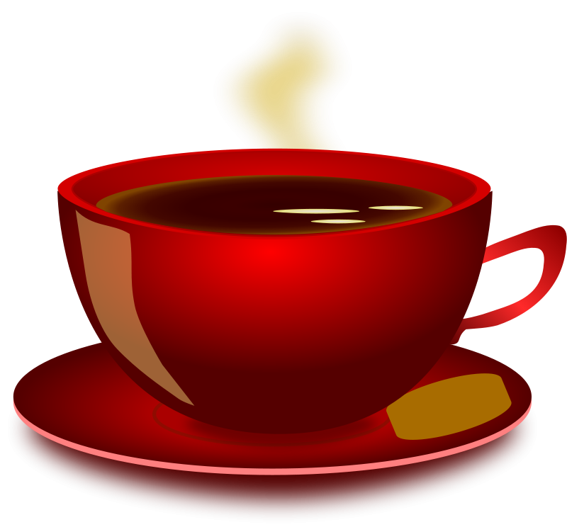 800x744 Free Clipart Cup Of Tea Olku