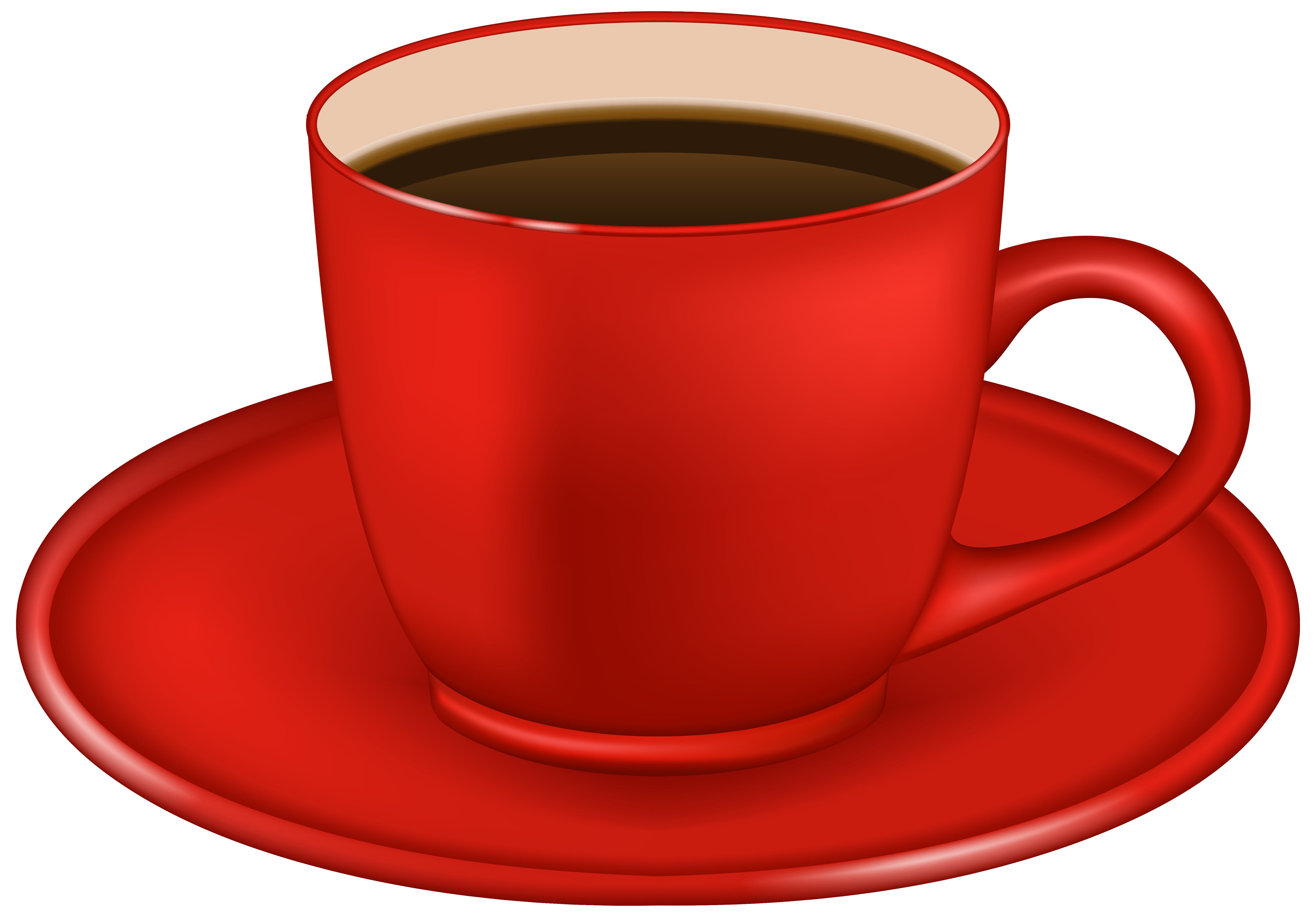 6321x4407 Red Coffee Cup Png Clipart Imageu200b Gallery Yopriceville