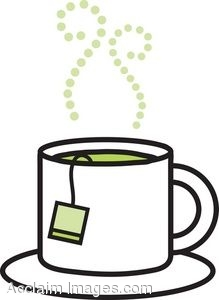 219x300 Clip Art Picture Of A Cup Of Greentea