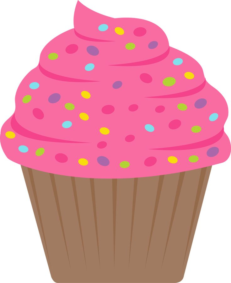 736x901 Cupcake Clipart Clip