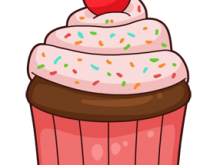 220x165 Free Cupcake Clipart Free To Use Public Domain Cupcake Clip Art