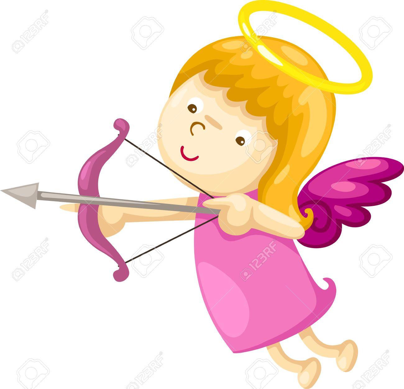 1300x1253 Cupid Clipart Vector