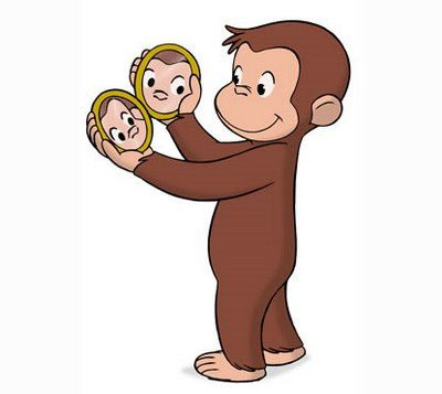 400x357 Big Collection Of Curious George Images And Clip Art Here