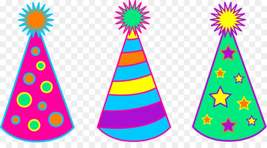 900x500 Birthday Cake Party Hat Clip Art