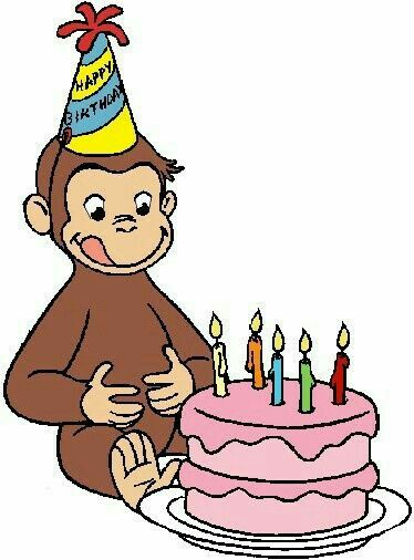 374x506 Curious George Birthday Party Curious George Birthday Party