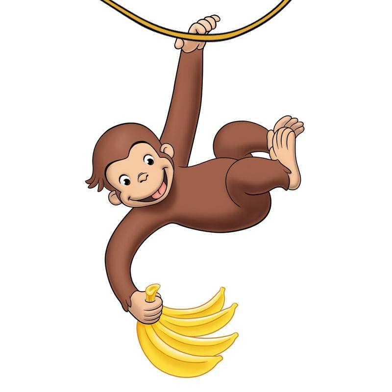 curious george clipart at getdrawings com free for personal use rh getdrawings com curious george face clipart curious george clipart black and white