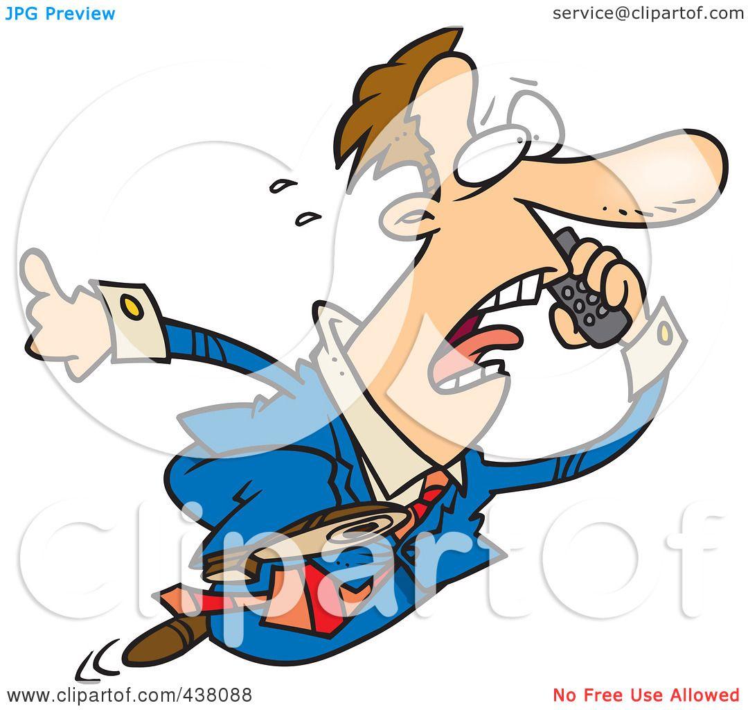 1080x1024 Royalty Free (Rf) Clip Art Illustration Of A Cartoon Businessman