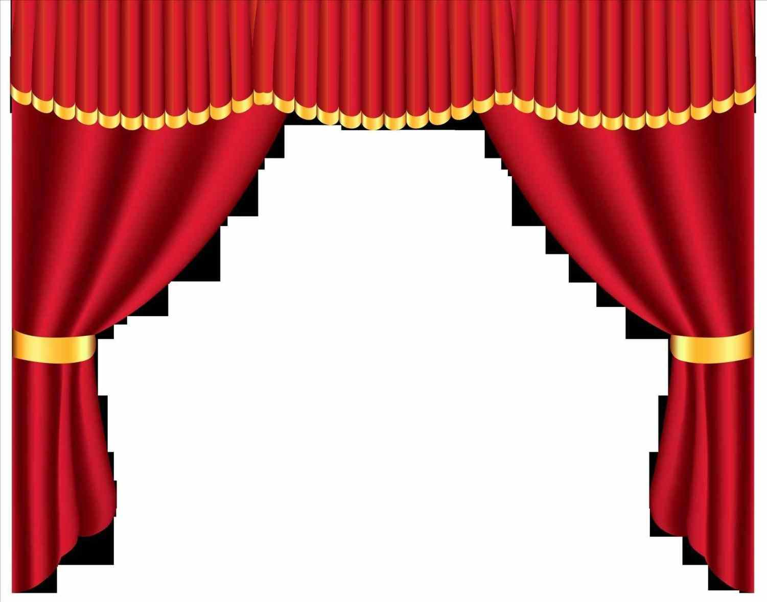 1501x1179 Curtains Stage Curtains Vector Curtain Illustration Stock