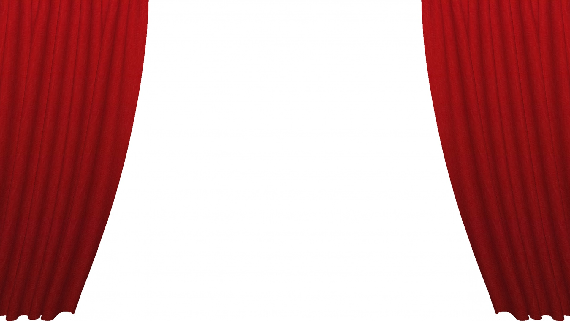 1920x1080 Stage Curtains Clipart