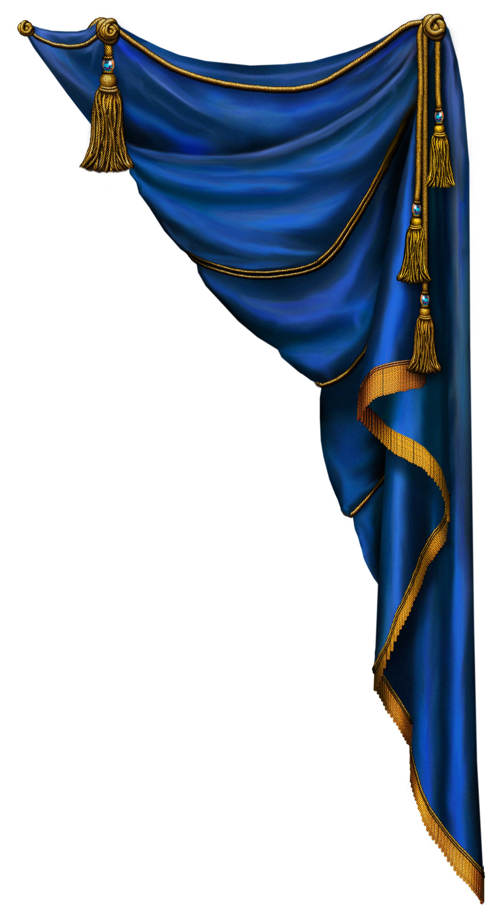 1589x2932 Transparent Blue Curtain PNG Clipart Клипарты Pinterest Clip