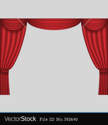 380x440 Clipart Theatre Curtains Clipartpig