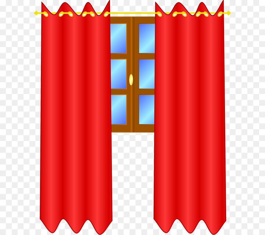 900x800 Window treatment Curtain Clip art