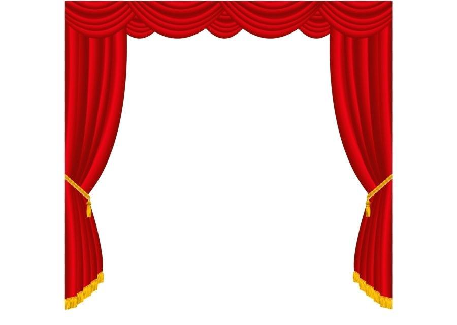 900x640 curtain clipart –
