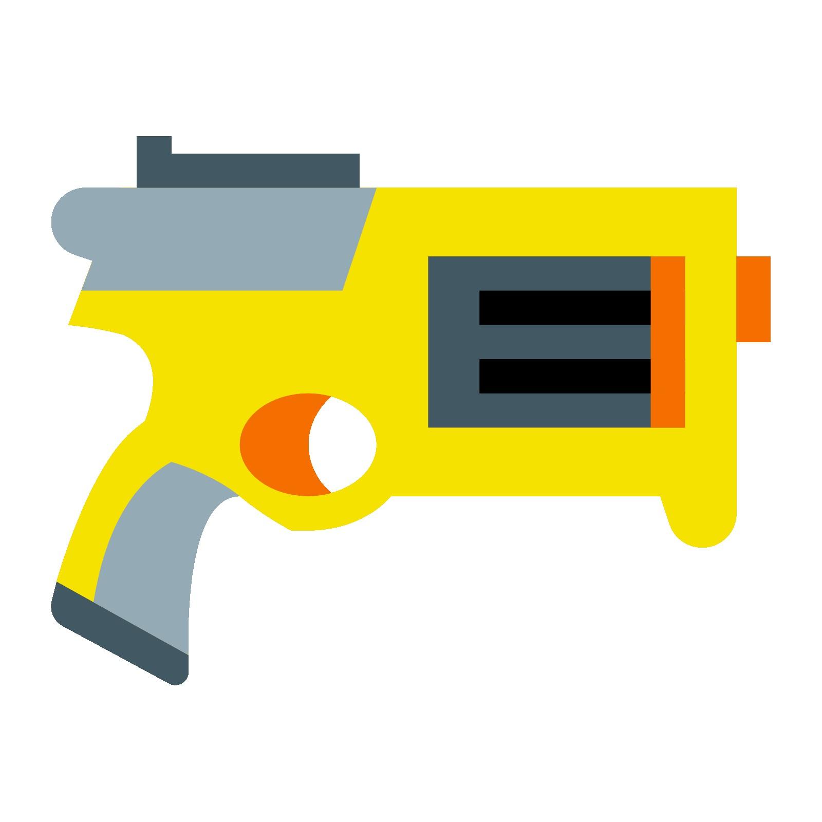 1600x1600 Nerf Gun Clip Art Free