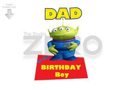236x177 Customize Disney Toy Story Birthday Pack Of 3 Digital Birthday
