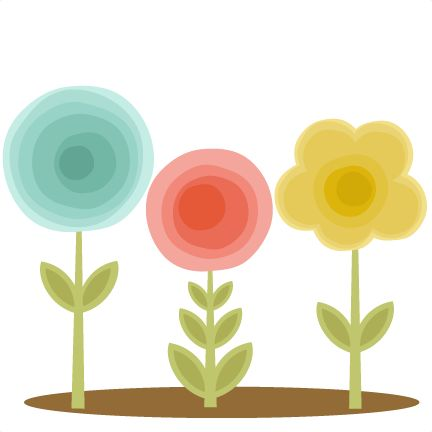 432x432 Cut Flowers Clipart