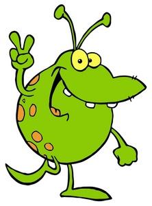 222x300 Alien Clipart For Kids Cute Alien Clipart Kid 5