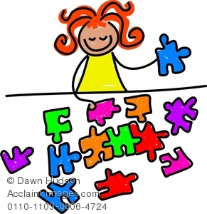 291x300 Puzzle Clip Art