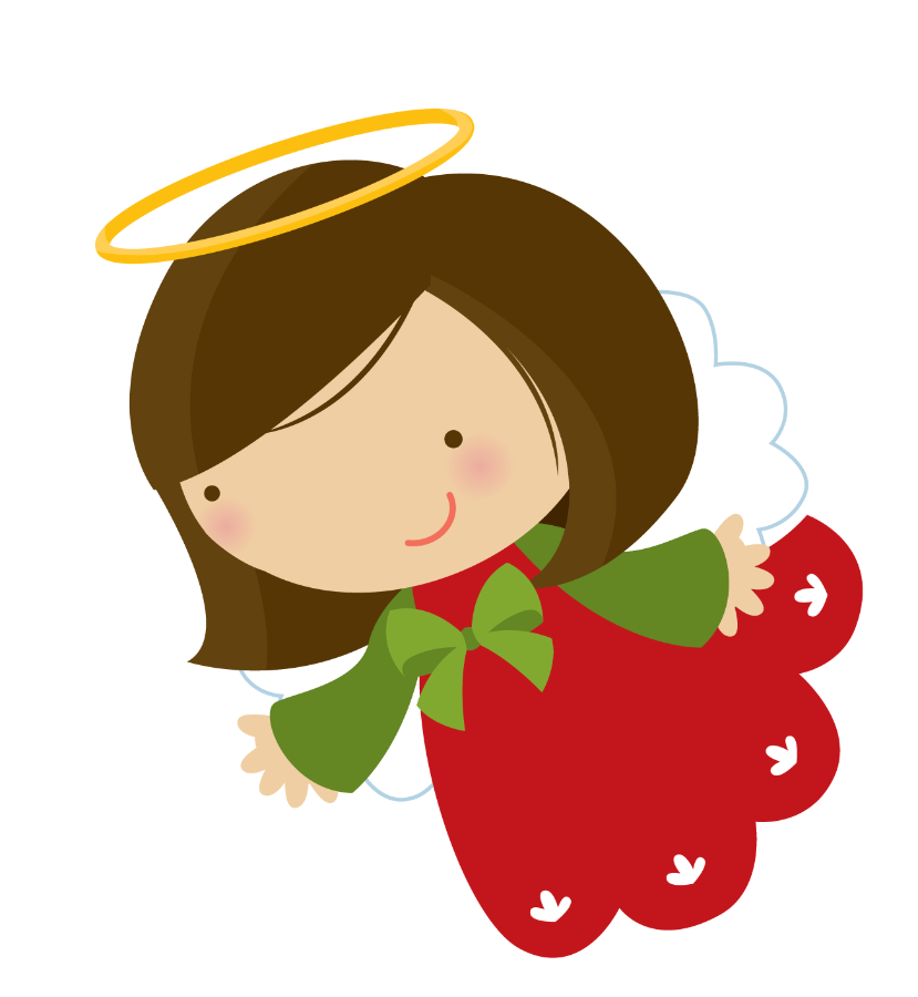 Cute Angel Clipart