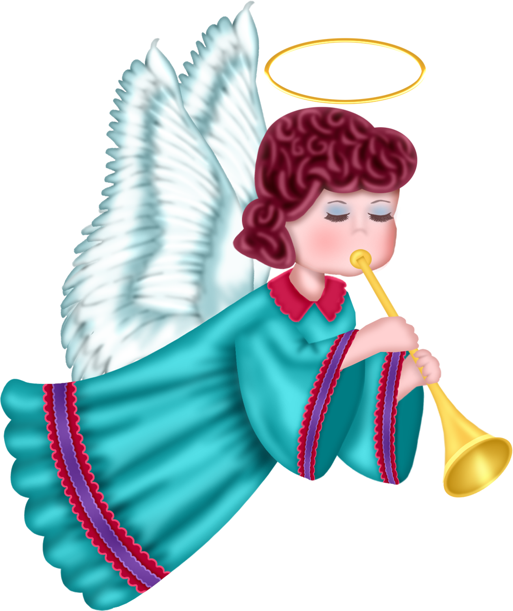 1000x1191 Cute Angel With Blue Robe Free Png Clipart Pictureu200b Gallery