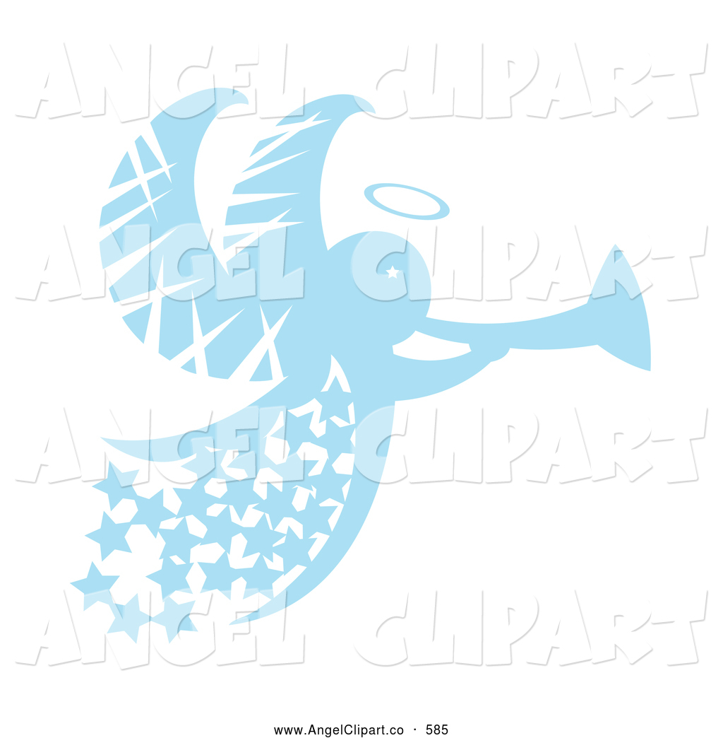 1024x1044 Royalty Free Horn Stock Angel Designs