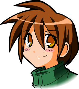 264x298 Free Free Anime Cliparts, Hanslodge Clip Art Collection