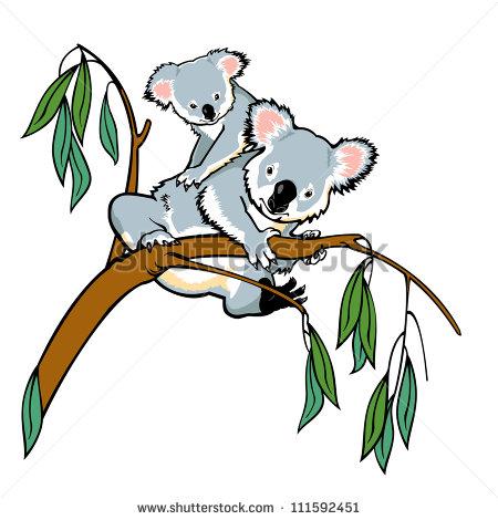 450x470 Koala Bear Clipart Drawn 3653915