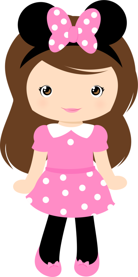 451x900 Pictures Clip Art Cute Girls,