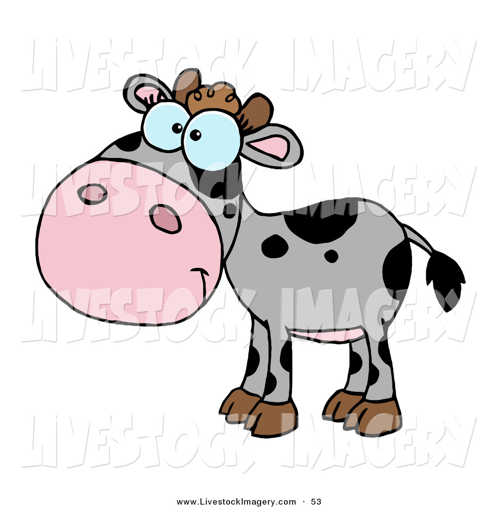 1024x1044 Cute Baby Cow Clip Art