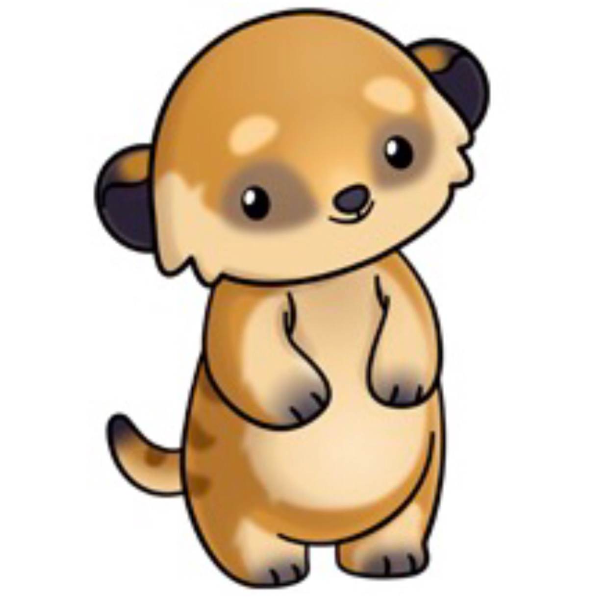 1242x1220 Pretty Design Meerkat Clipart Baby Animals Clip Art