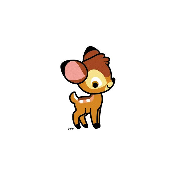 600x600 Baby Animal Clipart Disney Cartoon