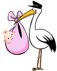 236x296 Stork And Baby Clipart Gallery Images)