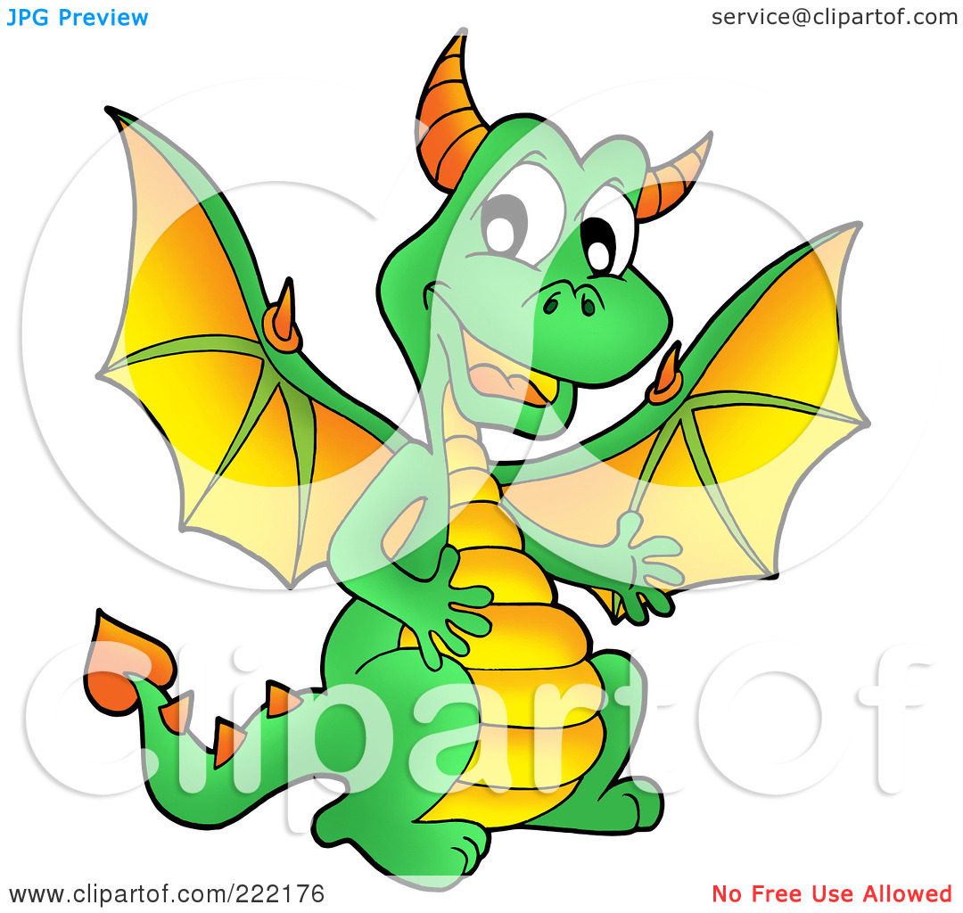 1080x1024 Cute Dragon Clipart Clipart Panda