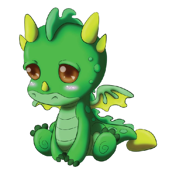 600x600 Cute Dragons Cartoon Clip Art Images.all Dragon Cartoon Picture