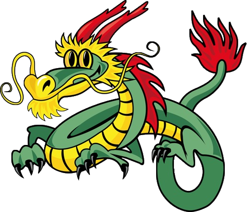 500x430 Dragon Cartoon Clip Art 7.png