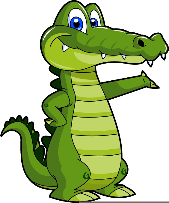 564x677 Alligator Clipart Clipart Panda
