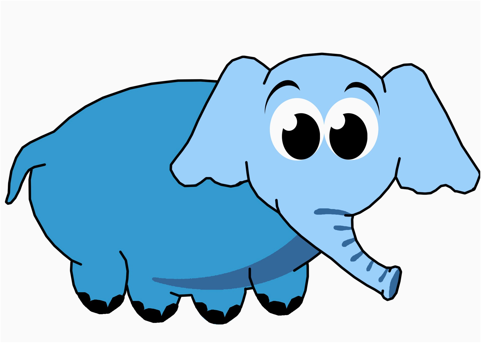 1920x1371 Elephant Clipart Fresh Cute Baby Elephant Cartoon Stock Image