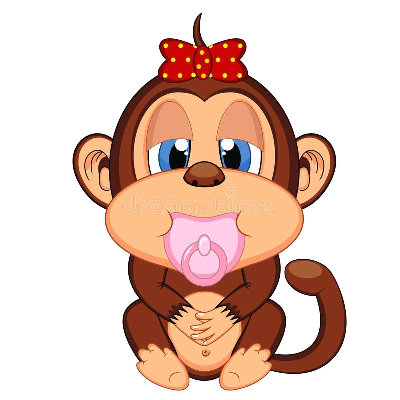 800x800 Baby Monkeys Cartoons Four Cute Baby Monkeys Playing Baby Monkey